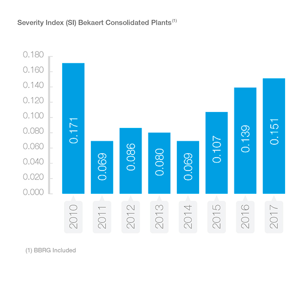 Bekaert SI Consolidated 2017